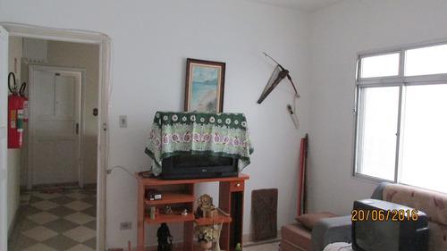 ref.: 277 - apartamento em praia grande, no bairro canto do forte - 2 dormitórios