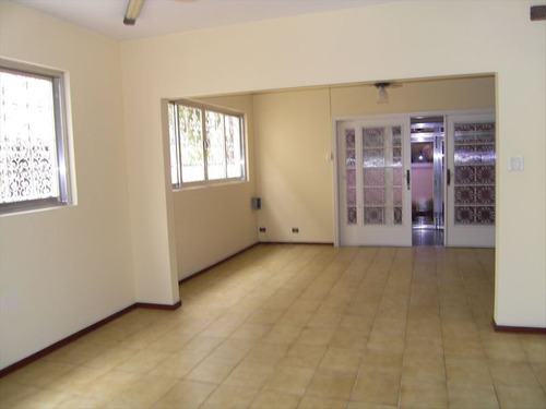 ref.: 277100 - casa em santos, no bairro boqueirao - 3 dormitórios