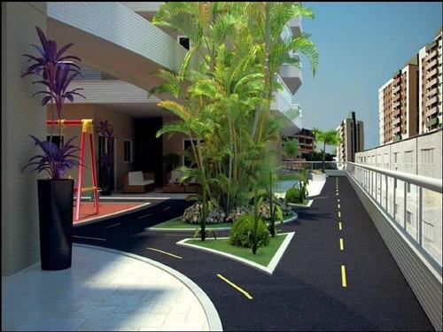 ref.: 2779 - apartamento em praia grande, no bairro boqueira