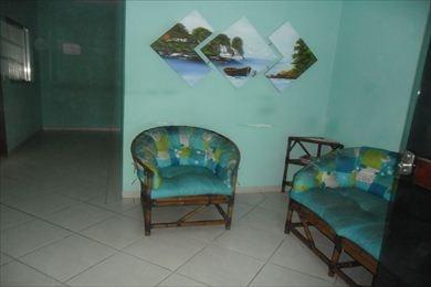 ref.: 278101 - apartamento em mongagua, no bairro centro - 2 dormitórios