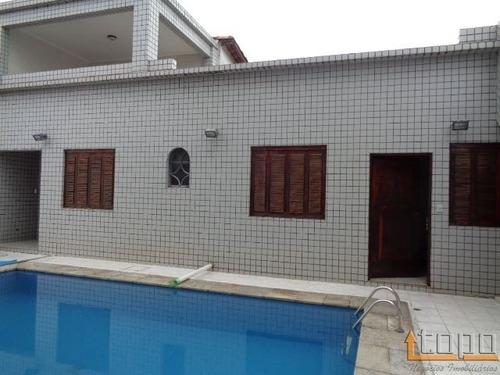 ref.: 2782 - casa em praia grande, no bairro canto do forte - 4 dormitórios