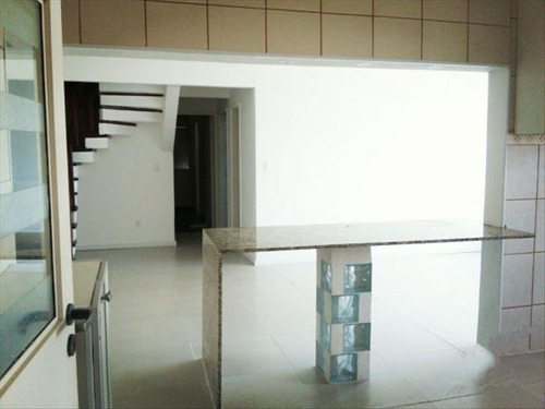 ref.: 278400 - apartamento em santos, no bairro pompeia - 3 dormitórios