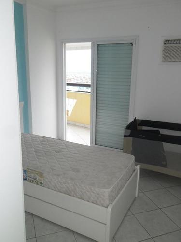 ref.: 2786 - apartamento em praia grande, no bairro ocian - 3 dormitórios