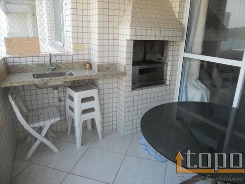ref.: 2787 - apartamento em praia grande, no bairro boqueirao - 2 dormitórios