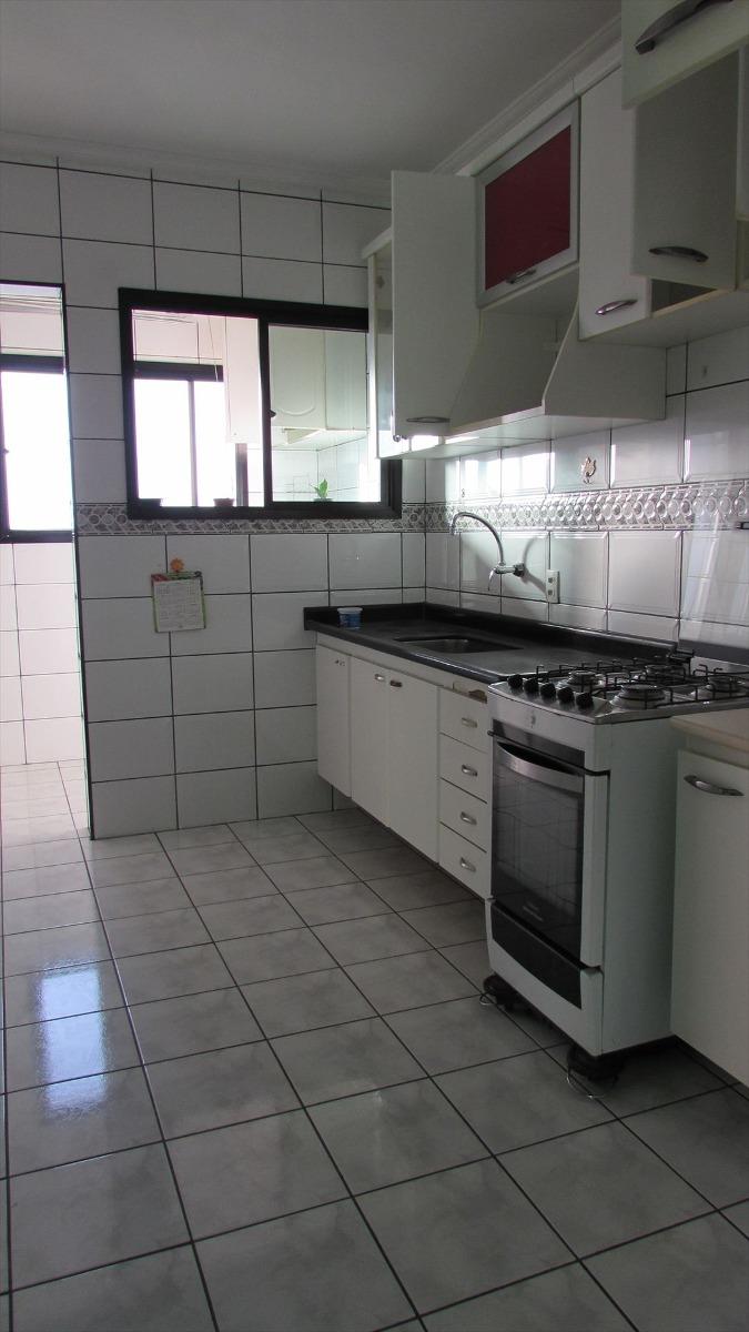 ref.: 279 - apartamento em praia grande, no bairro boqueirao - 1 dormitórios