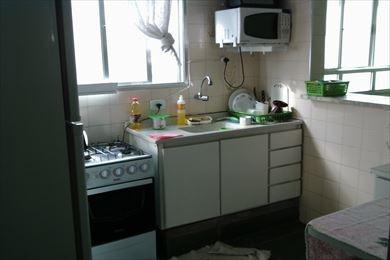 ref.: 2793 - apartamento em praia grande, no bairro guilhermina - 2 dormitórios