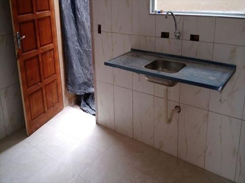 ref.: 2793 - casa condomínio fechado em praia grande, no bairro melvi - 2 dormitórios