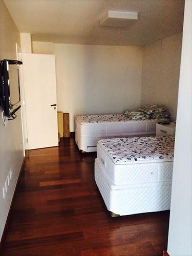 ref.: 279600 - apartamento em santos, no bairro embare - 3 dormitórios