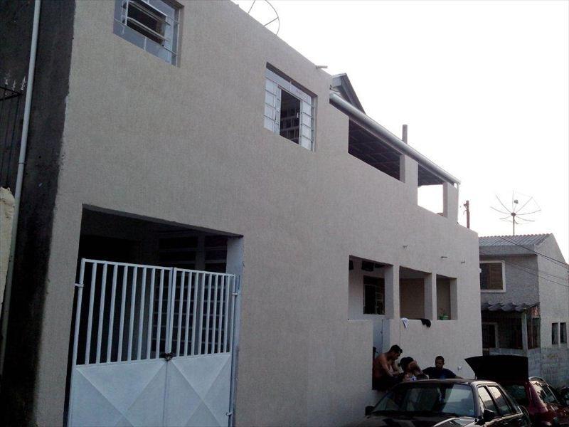 ref.: 280 - casa em sao paulo, no bairro parada inglesa - 2 dormitórios