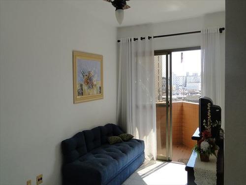 ref.: 2800 - apartamento em praia grande, no bairro boqueirao - 1 dormitórios