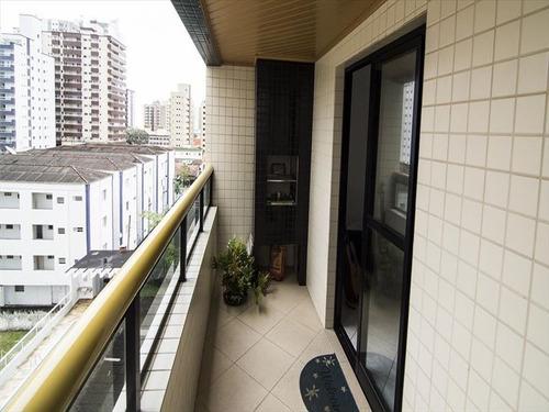 ref.: 280000 - apartamento em praia grande, no bairro caicara - 2 dormitórios