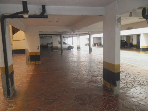 ref.: 2804 - apartamento em praia grande, no bairro guilhermina - 2 dormitórios