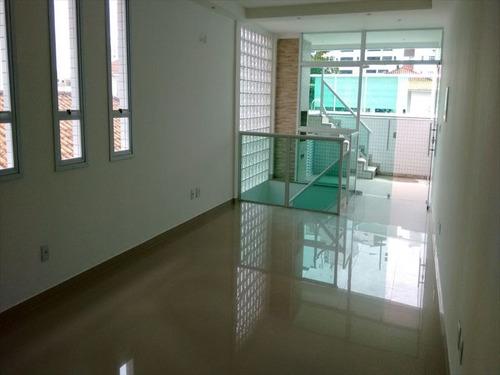 ref.: 280500 - casa em santos, no bairro embare - 4 dormitórios