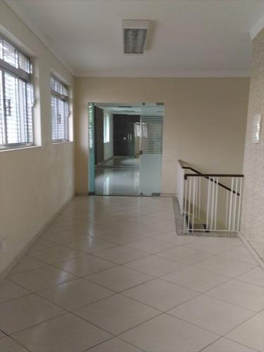 ref.: 280700 - casa em santos, no bairro gonzaga - 4 dormitórios
