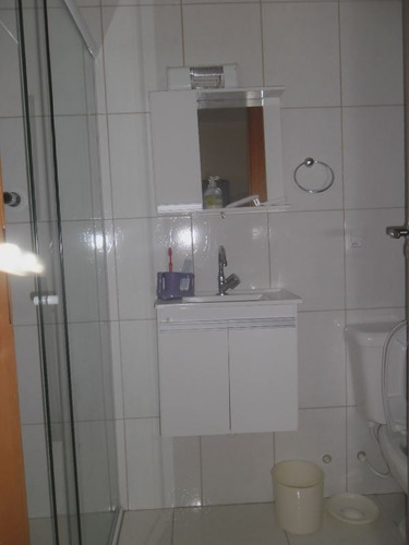 ref.: 2809 - apartamento em praia grande, no bairro ocian - 2 dormitórios