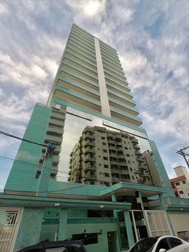 ref.: 2816 - apartamento em praia grande, no bairro canto do forte - 2 dormitórios