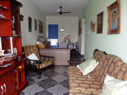 ref.: 282 - apartamento em praia grande, no bairro solemar - 2 dormitórios