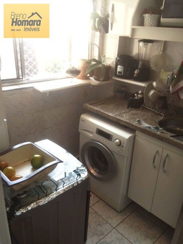 ref.: 282 - apartamento em sao paulo, no bairro santa cecilia - 1 dormitórios