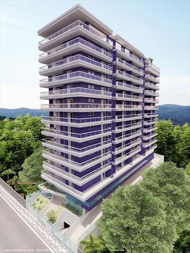 ref.: 2821 - apartamento em praia grande, no bairro canto do forte - 1 dormitórios