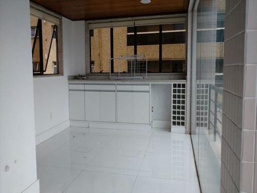 ref.: 282300 - apartamento em santos, no bairro aparecida - 3 dormitórios