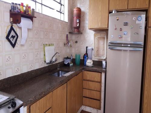ref.: 282500 - casa em santos, no bairro ponta da praia - 3 dormitórios