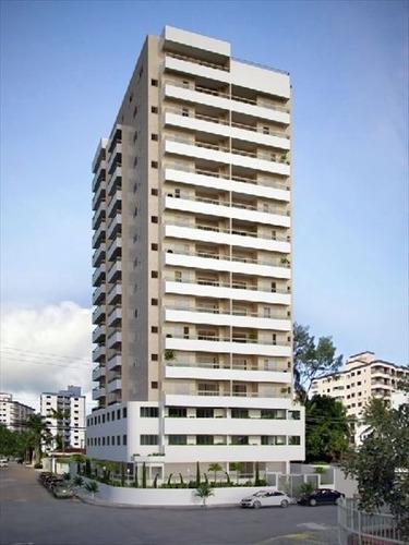 ref.: 2827 - apartamento em praia grande, no bairro guilhermina - 2 dormitórios