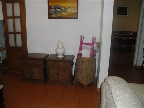 ref.: 282800 - casa em santos, no bairro boqueirao - 3 dormitórios