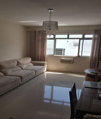 ref.: 283400 - apartamento em santos, no bairro embare - 2 dormitórios