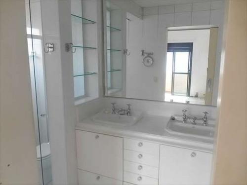 ref.: 284700 - apartamento em santos, no bairro gonzaga - 4 dormitórios