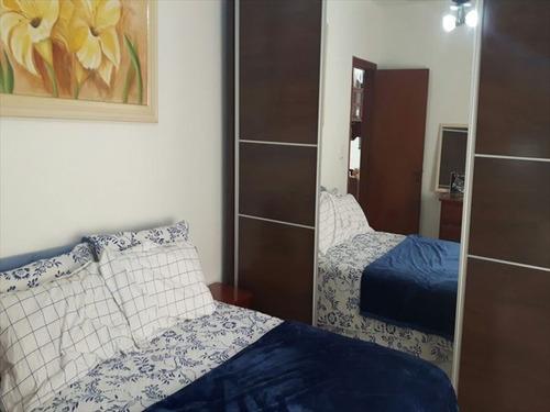 ref.: 285000 - apartamento em santos, no bairro embare - 2 dormitórios