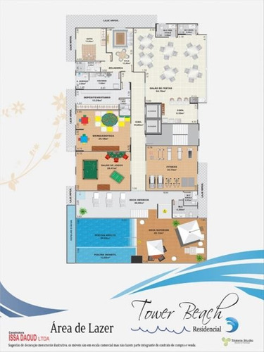 ref.: 2852 - apartamento em praia grande, no bairro aviacao - 2 dormitórios