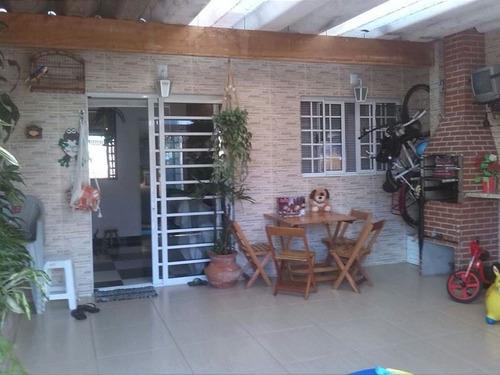ref.: 2852 - casa em praia grande, no bairro ocian - 3 dormitórios