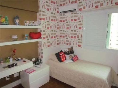 ref.: 285500 - apartamento em santos, no bairro boqueirao - 4 dormitórios