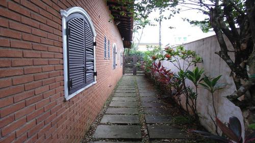 ref.: 285804 - casa em mongagua, no bairro itaoca - 4 dormitórios