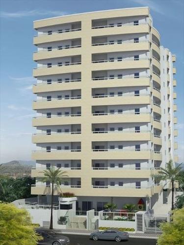 ref.: 2860 - apartamento em praia grande, no bairro guilhermina - 2 dormitórios