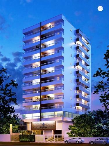 ref.: 2864 - apartamento em praia grande, no bairro canto do forte - 2 dormitórios
