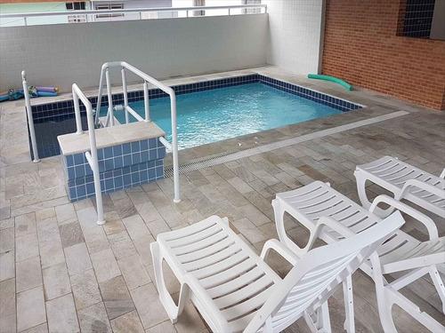ref.: 286500 - apartamento em santos, no bairro marape - 2 dormitórios
