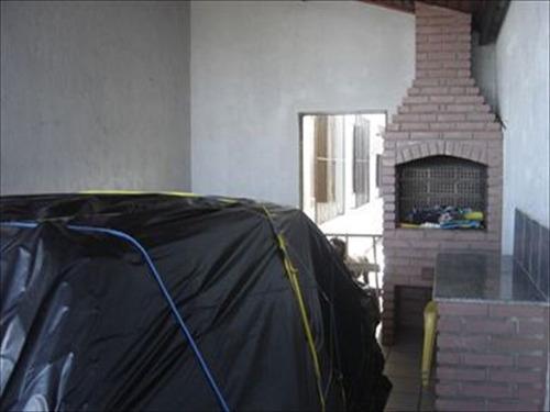 ref.: 286604 - casa em mongagua, no bairro jussara - 3 dormitórios