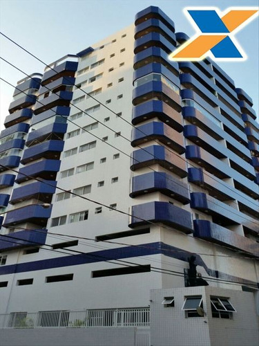 ref.: 2873 - apartamento em praia grande, no bairro canto do forte - 2 dormitórios