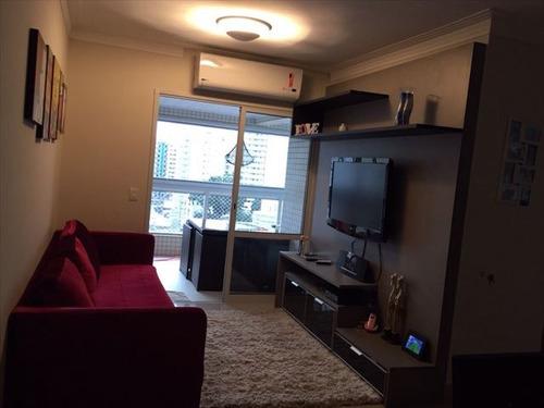 ref.: 2874 - apartamento em praia grande, no bairro boqueirao - 2 dormitórios