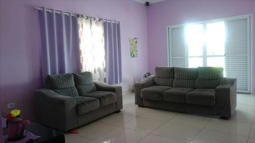 ref.: 288 - casa em itanhaém, no bairro cibratel - 3 dormitórios