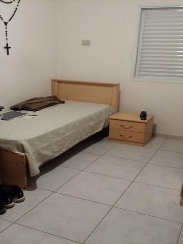 ref.: 288000 - casa em santos, no bairro campo grande - 4 dormitórios