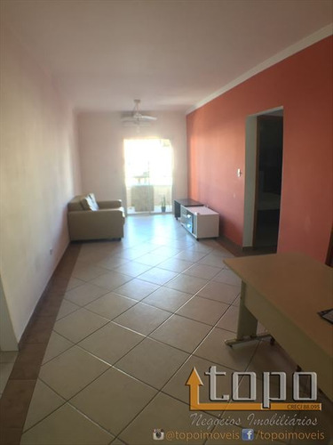ref.: 2890 - apartamento em praia grande, no bairro canto do forte - 2 dormitórios