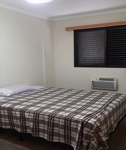 ref.: 289100 - apartamento em santos, no bairro aparecida - 3 dormitórios