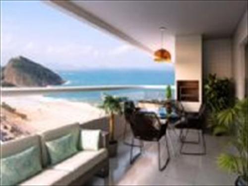 ref.: 2896 - apartamento em praia grande, no bairro guilhermina - 3 dormitórios