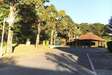 ref.: 2897 - casa condomínio fechado em cotia, no bairro vila nostra - 2 dormitórios