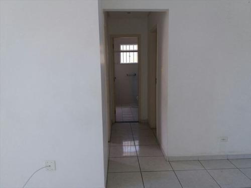 ref.: 290100 - apartamento em santos, no bairro encruzilhada - 2 dormitórios