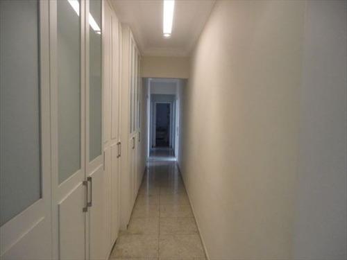 ref.: 290800 - apartamento em santos, no bairro boqueirao - 4 dormitórios