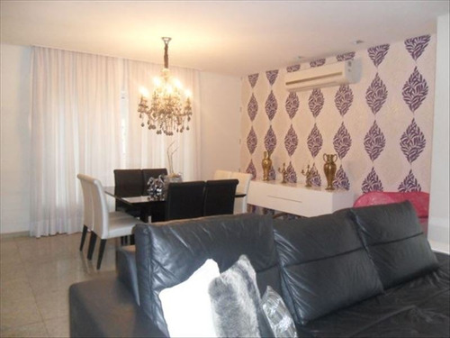 ref.: 291100 - apartamento em santos, no bairro boqueirao - 4 dormitórios