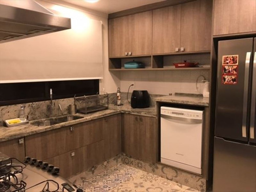 ref.: 291800 - apartamento em santos, no bairro boqueirao - 4 dormitórios